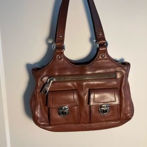 Marc Jacobs Collection Brown Purse Small